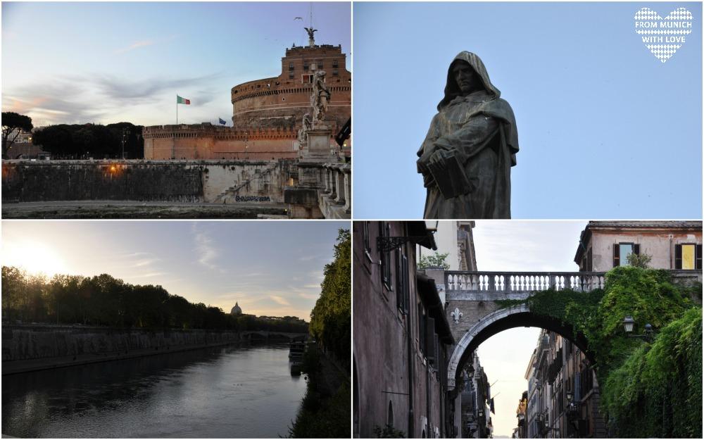 Dark sides of Rome