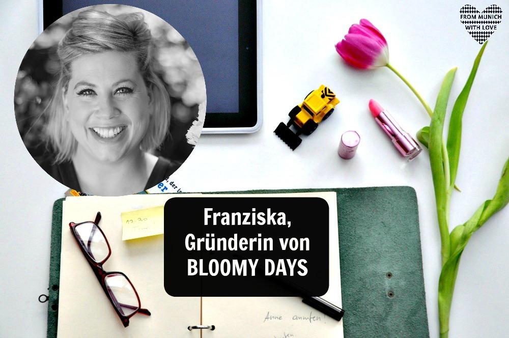 Franziska von Hardenberg, Gründerin von Bloomy Days