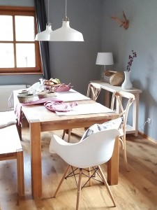 Interior Design Soloutions Essbereich