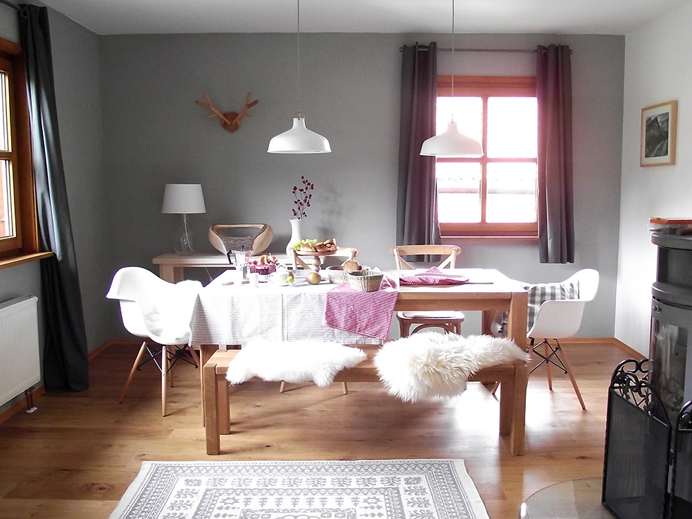 Interior Design Solutions Esszimmer