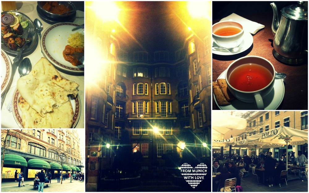 London Notting Hill Indian Tea time
