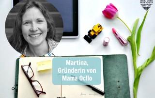 Martina Sturainer de Cueto, Mama Ocllo Babymode