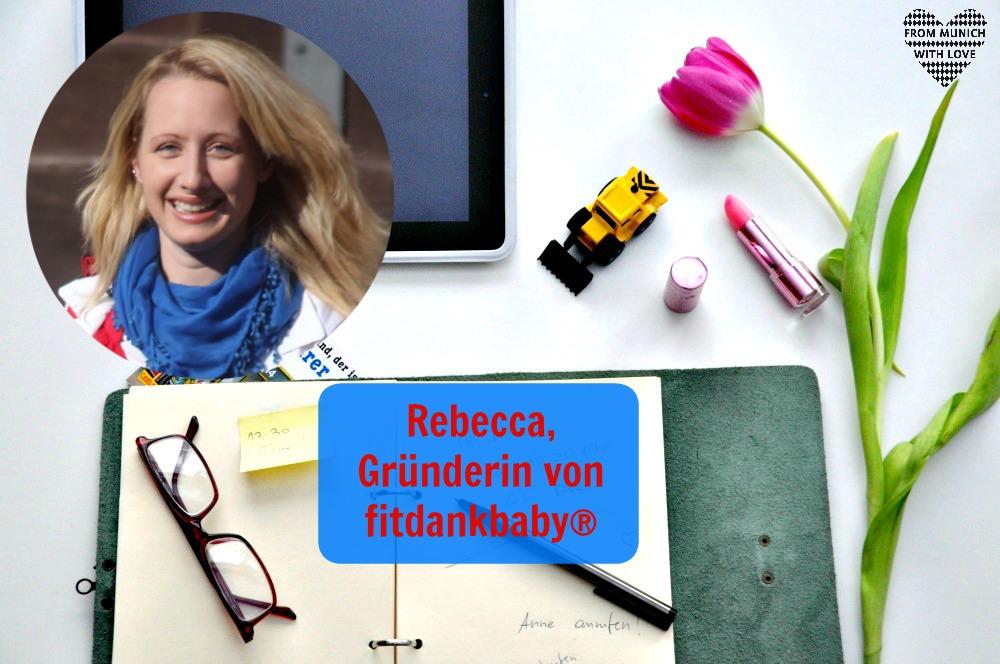 Rebecca Köhler, fitdankbaby