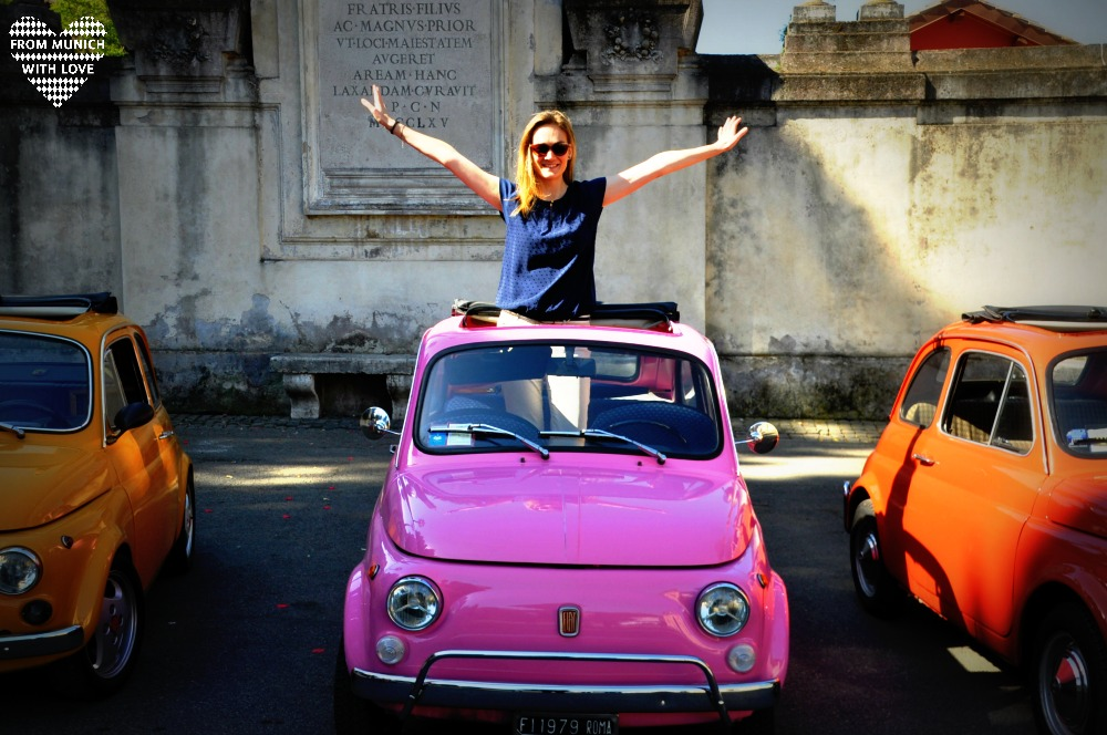 Rom ist wie eine Lasagne – ein Tag in der Ewigen Stadt