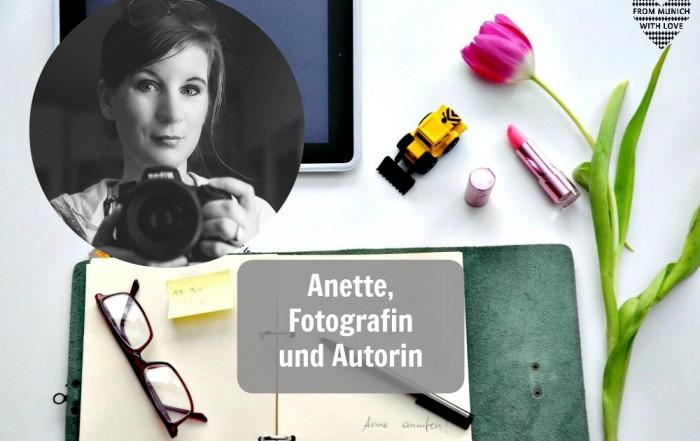 Anette Göttlicher, Fotografin und Autorin