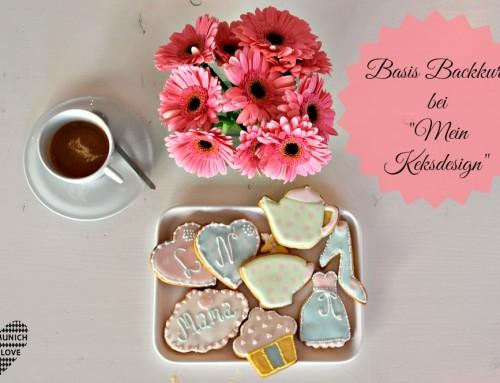 Basis Backkurs: Kekse verzieren mit Mein Keksdesign