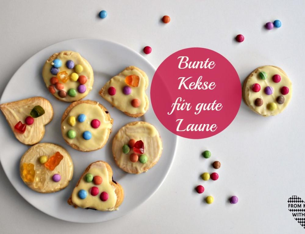 """Bunte Kekse für gute Laune: """"Spielplatzkarussell"""""""