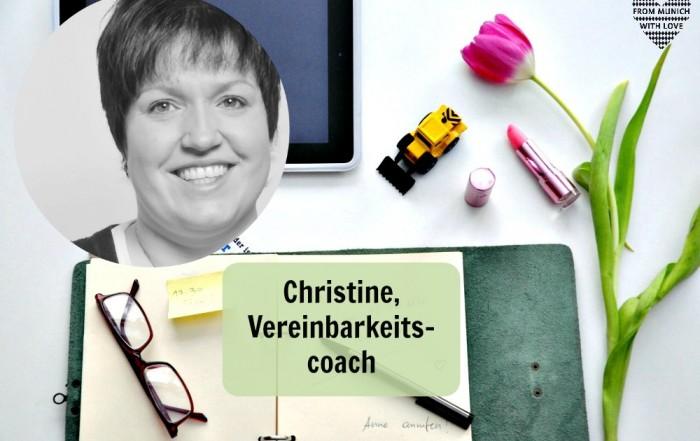 Christine Winnacker, Vereinbarkeitscoaching