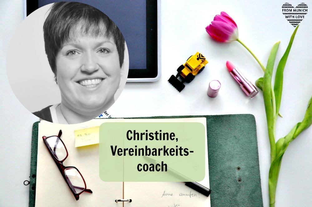 Mama Start-Up: Christine Winnacker, Vereinbarkeitscoach