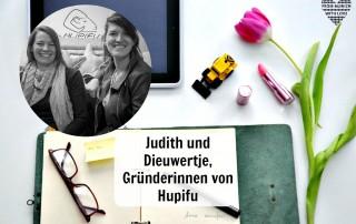 Judith Pießkalla und Dieuwertje Roijen, Hupifu