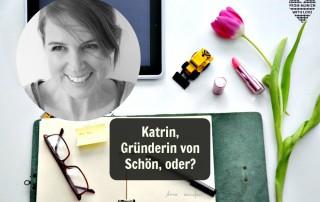 Katrin Prislin, Gründerin von Schön oder