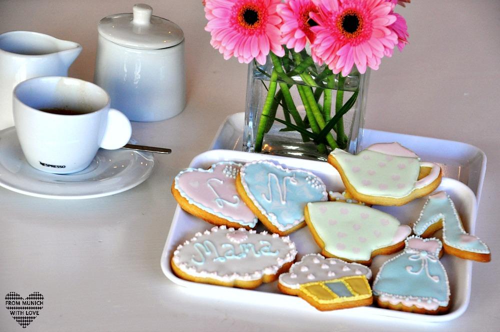Mein Keks Design Backkurs Kekse