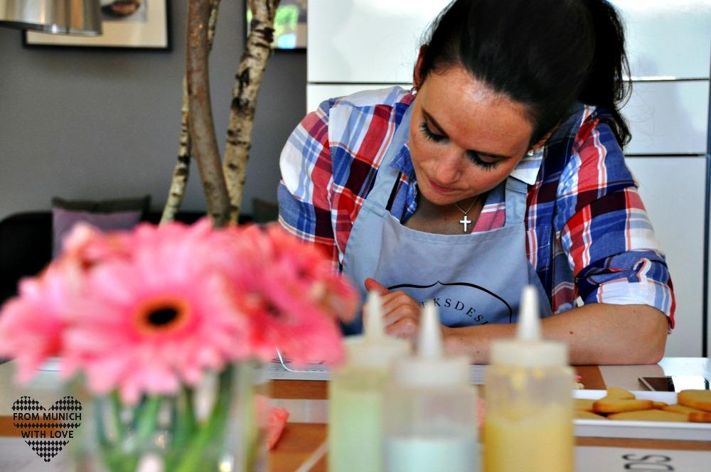 Mein Keks Design Backkurs Stephanie