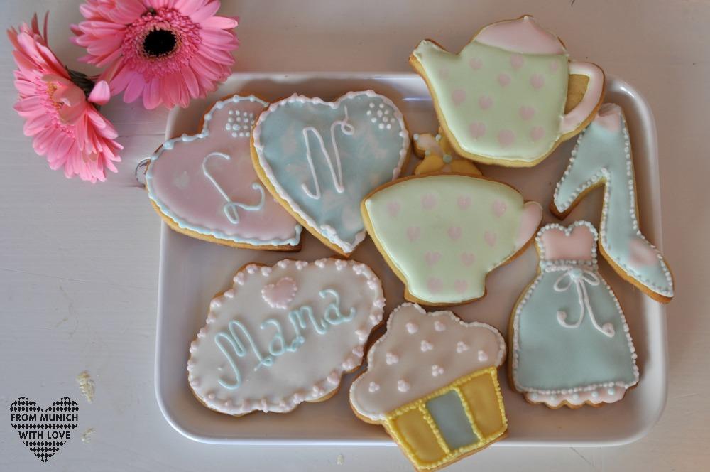 Mein Keks Design Backkurs bunte Keks