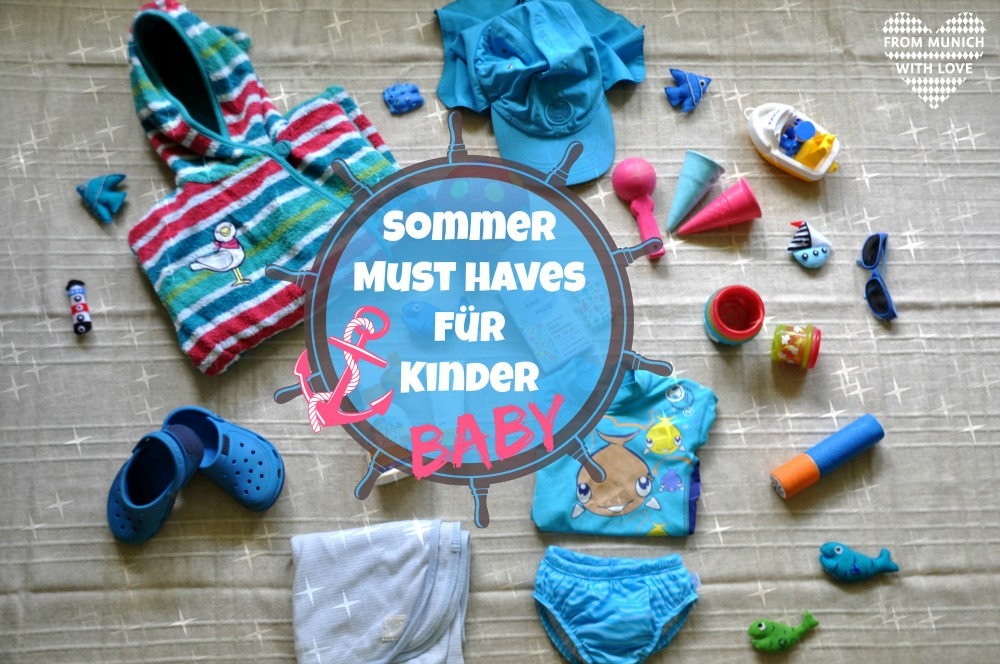 Baby Sommer Must Haves