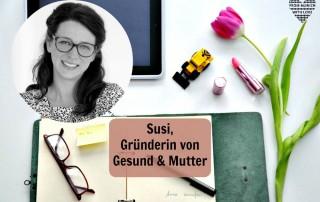Susi Leyck, Gründerin Gesund und Mutter Hamburg