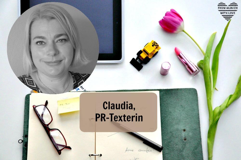 Mama Start-Up: Claudia Zeitler, PR-Texterin