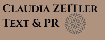 Claudia Zeitler Text und PR