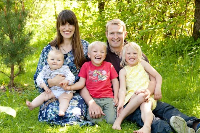 Familie Linke Arzbacher Hof