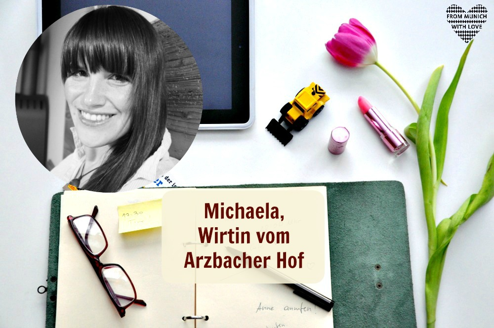 Michaela Linke, Wirtin vom Arzbacher Hof
