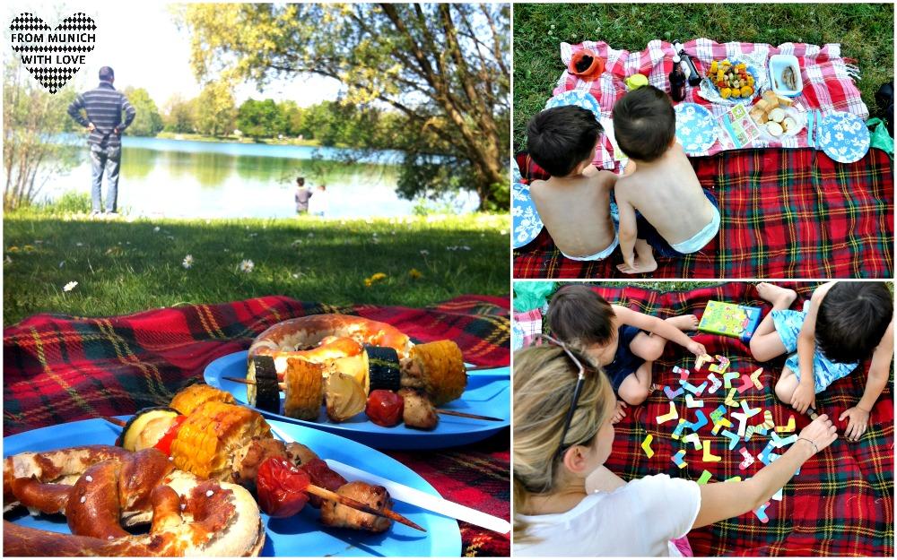 Picknick in München