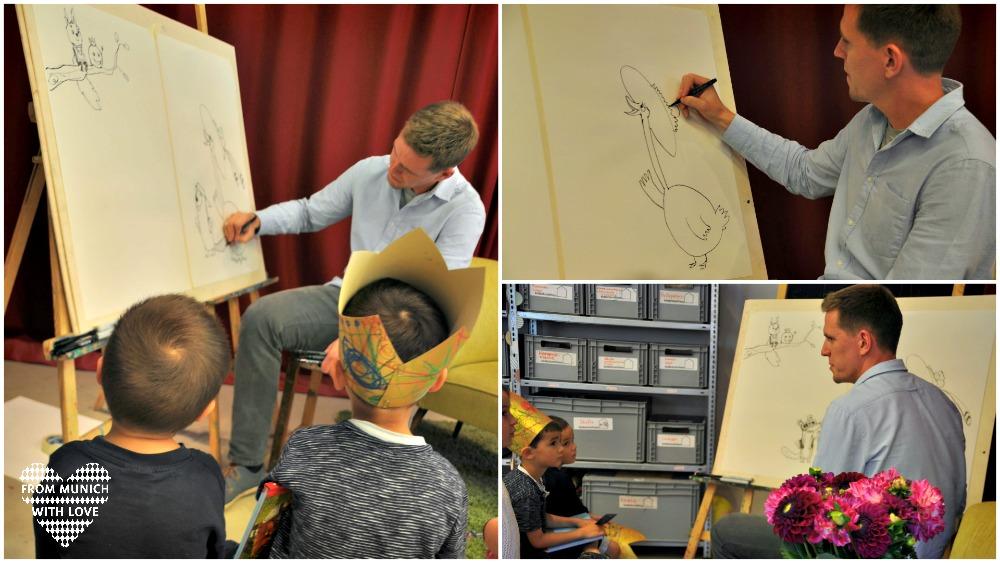 Timo Becker Illustrator Kosmo und Klax