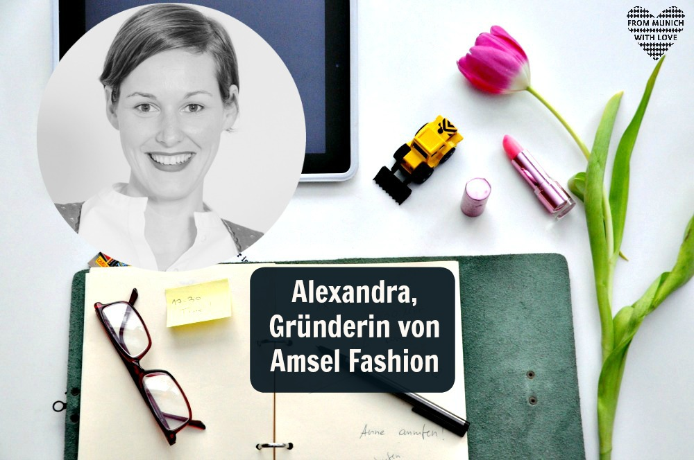 Alexandra von Frankenberg, Amsel Fashion