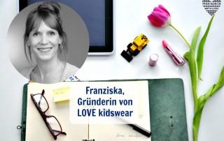 Franziska Bergmiller, LOVE kidswear München