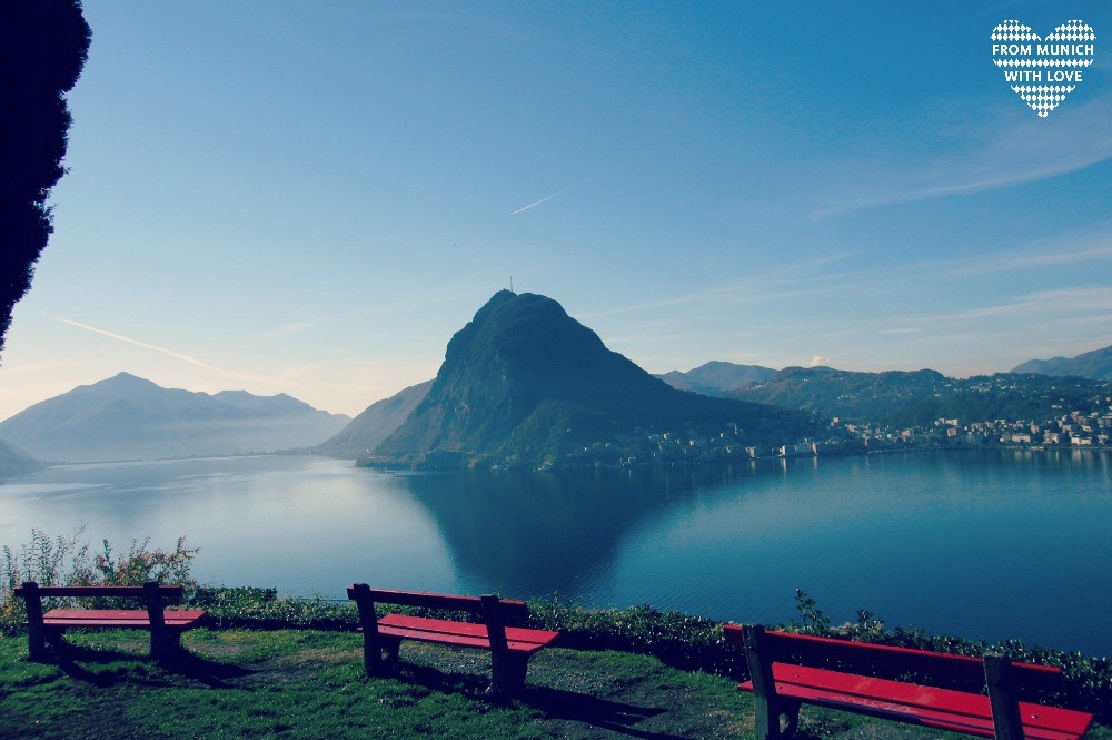 Lugano Park See