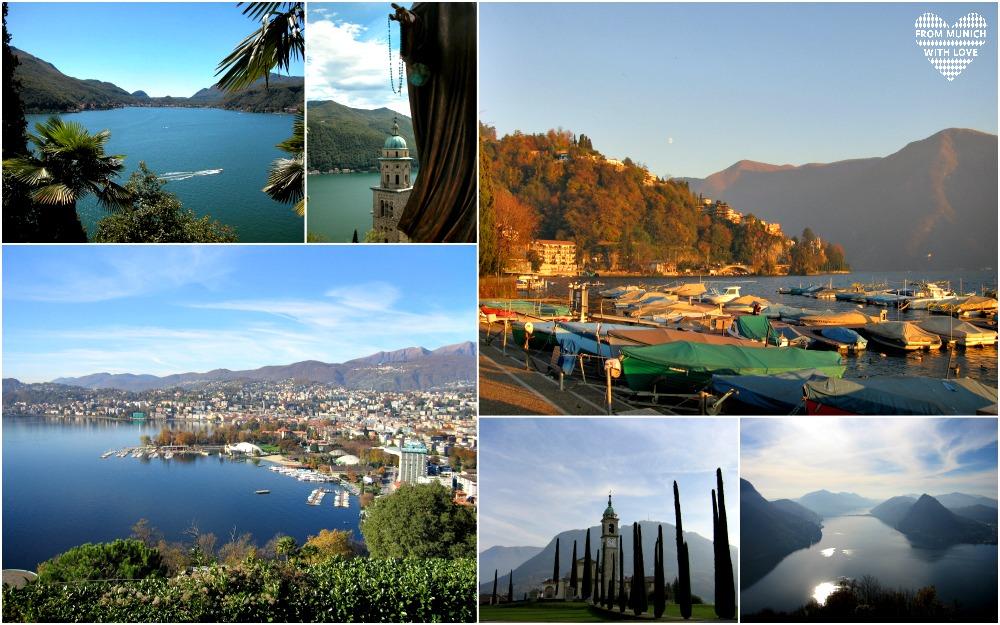 Lugano und Tessin