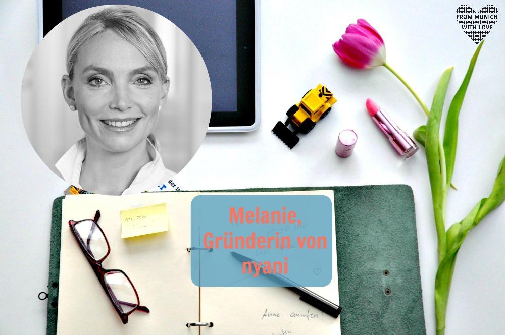 Melanie Epp, Gründerin von Nyani