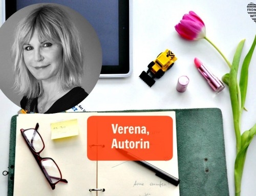 Mama Start-Up: Verena Prym, Autorin