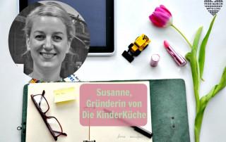 Susanne Klug Chylinski - Die Kinderküche München