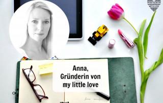Anna Thomas, my little Love