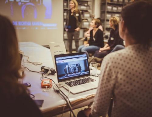 Mama Blogs München – Bloggerworkshop: Bildbearbeitung und richtige Kamera #bloggenmitbildern