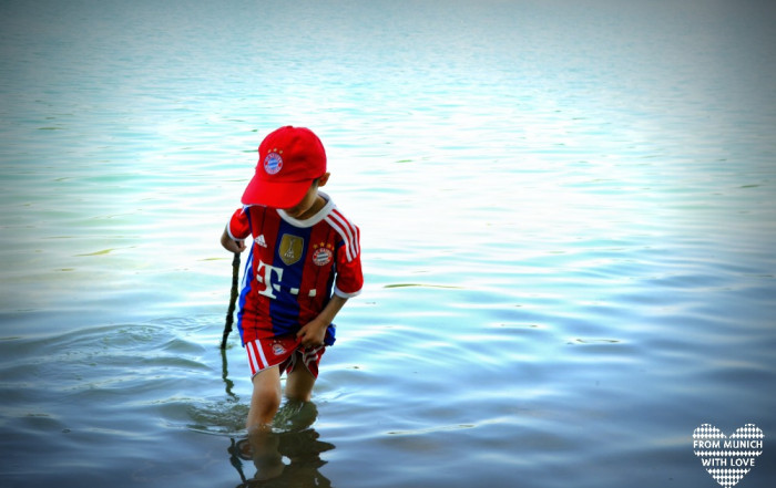 Fußball Kinder FC Bayern