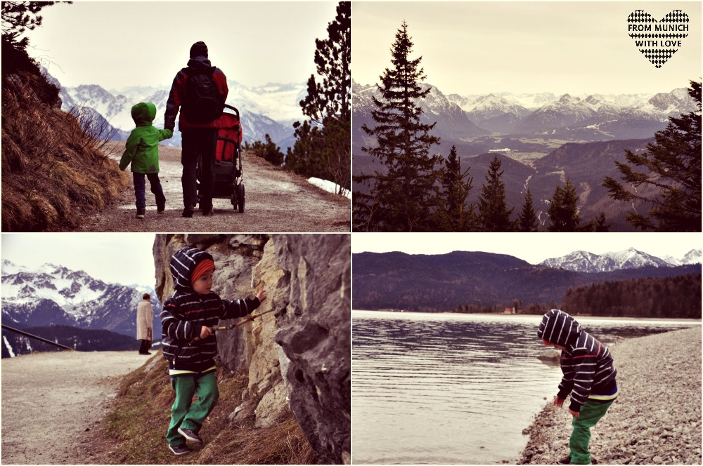 Walchensee Familienwanderung Herzogstand