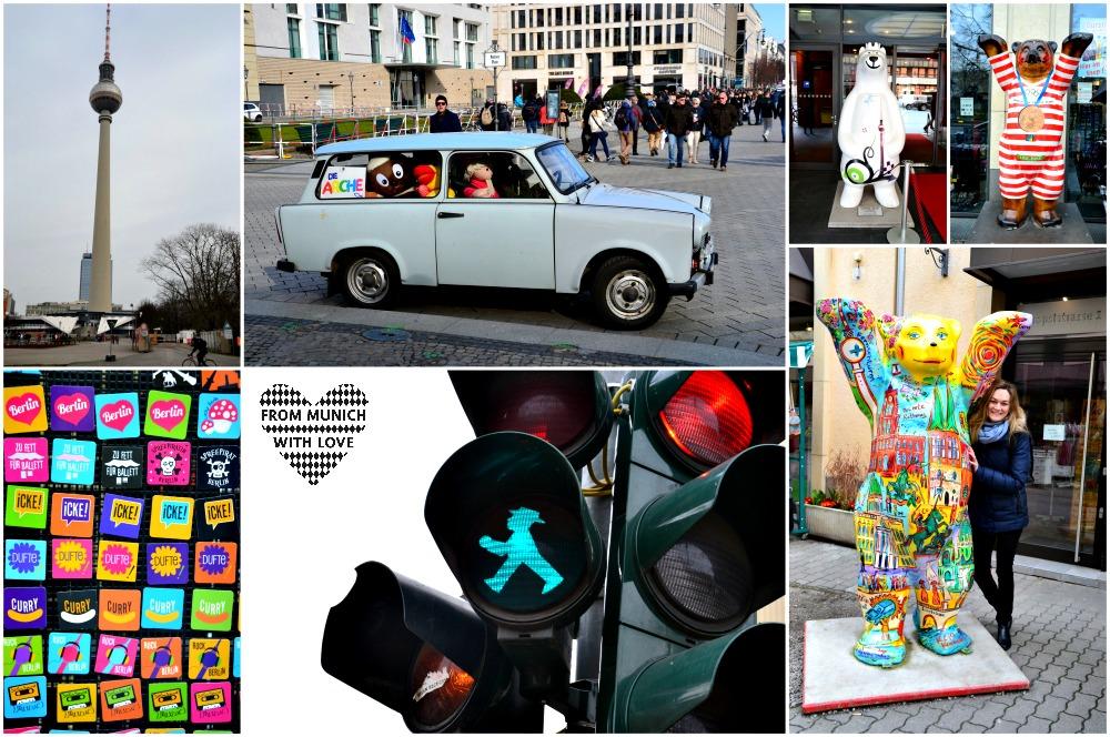 Berlin Stadt Symbole