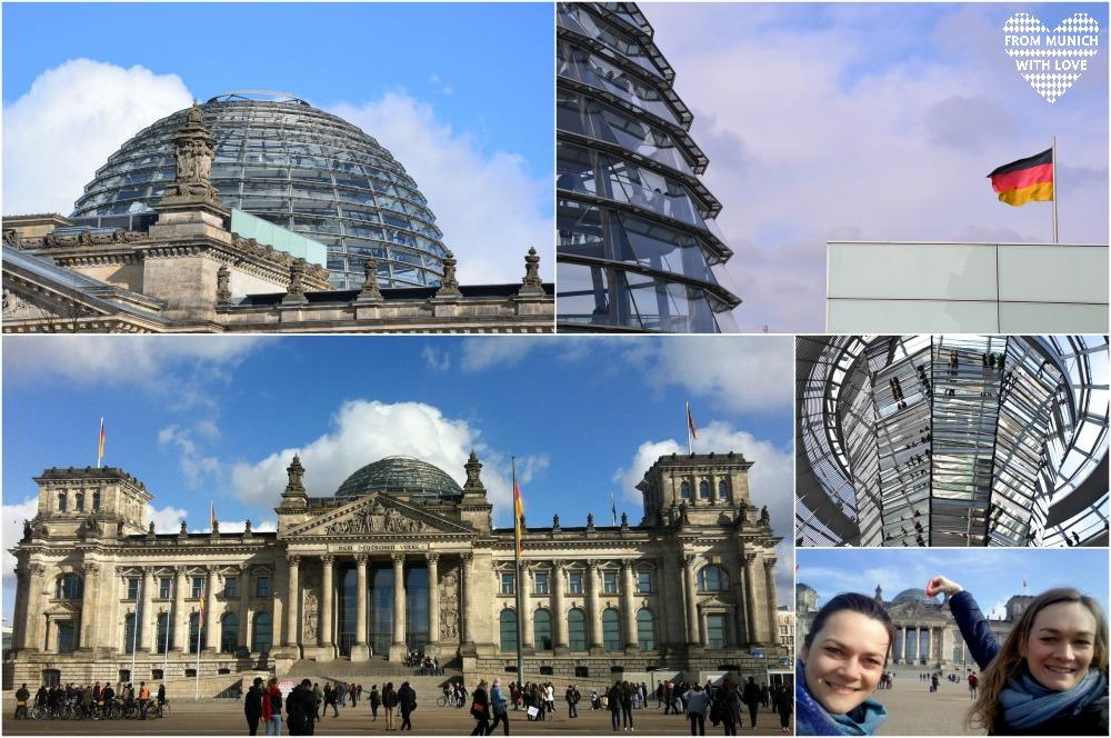 Geburtstagswochenende Berlin - Reichstag