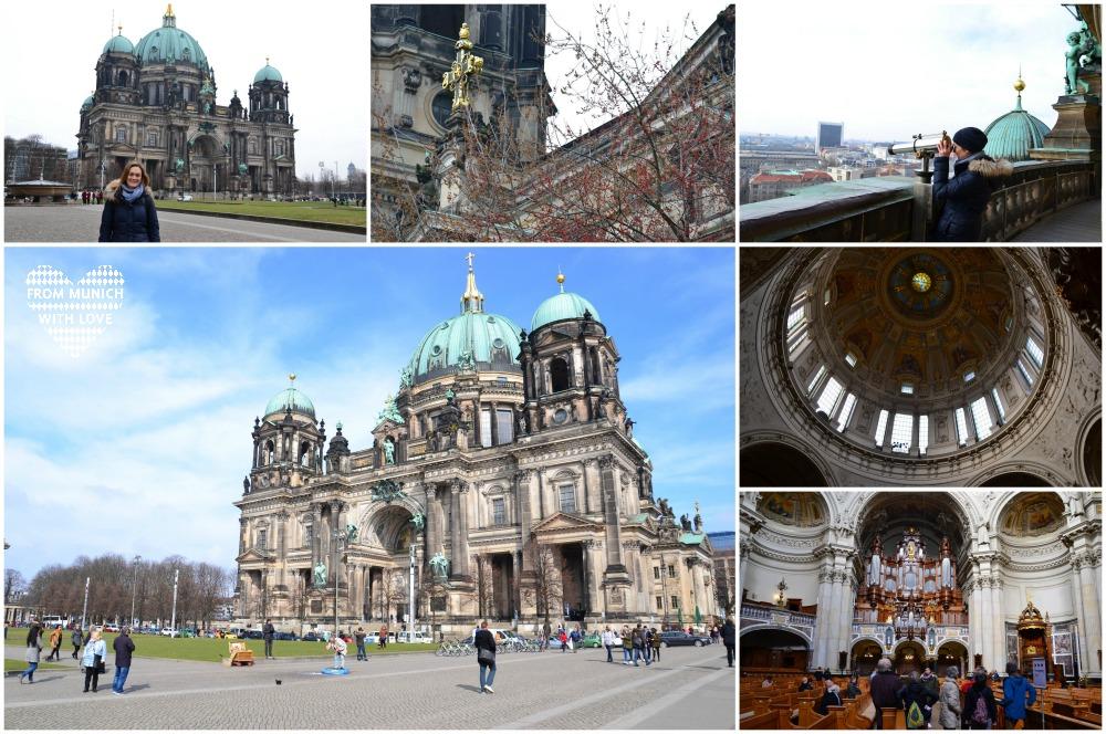 Geburtstagswochenende - Berliner Dom