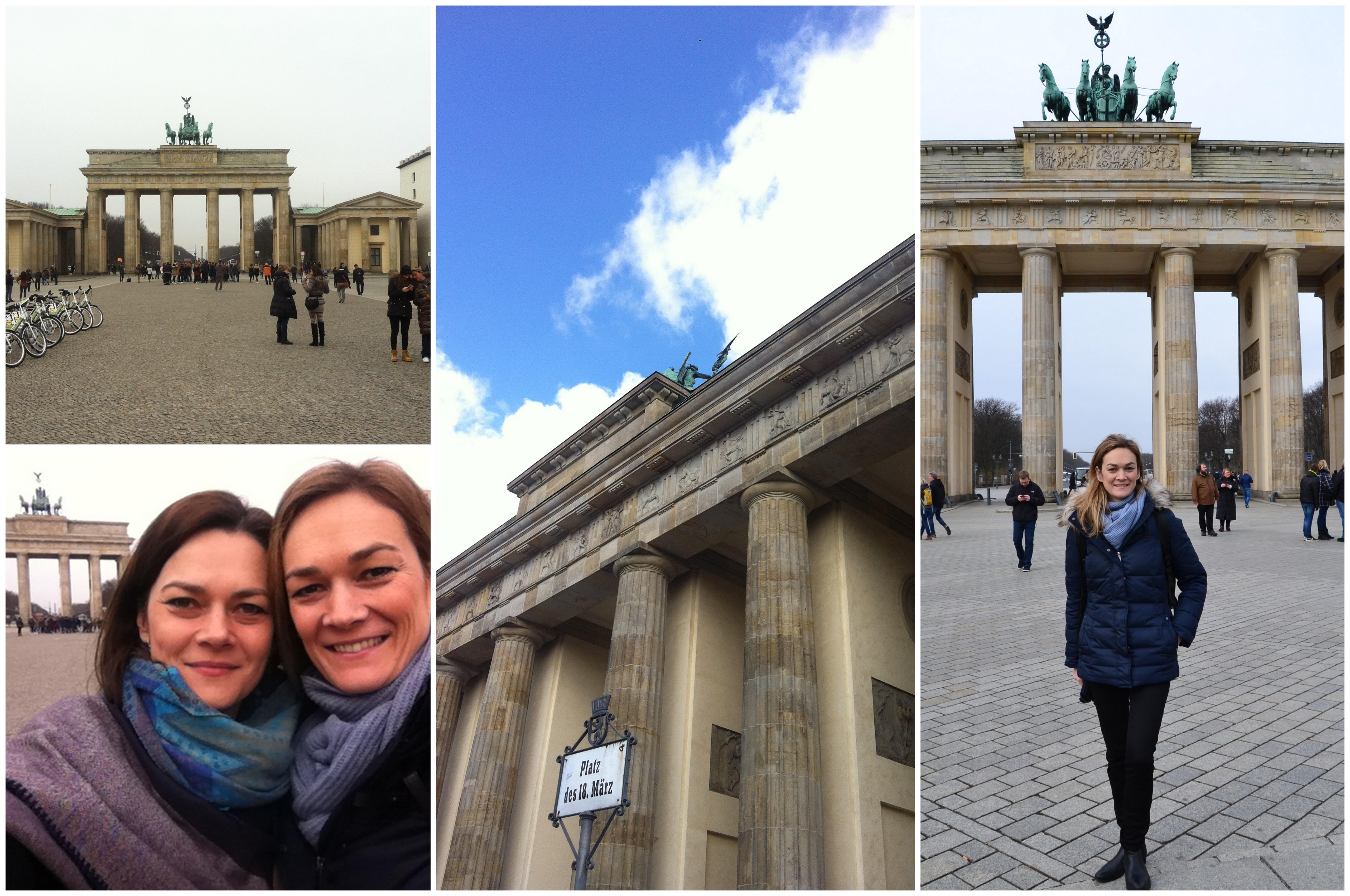 Geburtstagswochenende - Brandenburger Tor