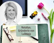 Nataliya Ries, Gründerin Luscinia