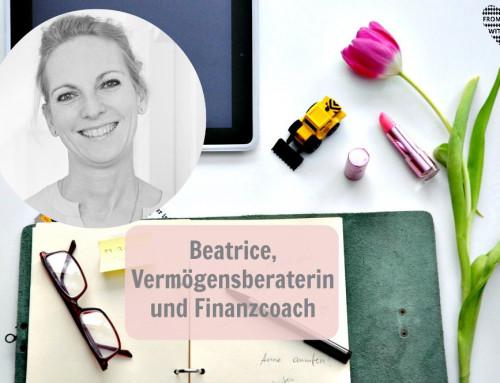 Mama Start-Up: Beatrice Mittler, Vermögensberaterin und Finanzcoach