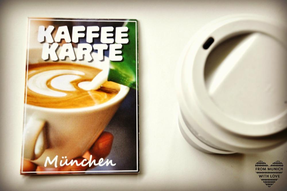 Kaffekarte München Geschenke