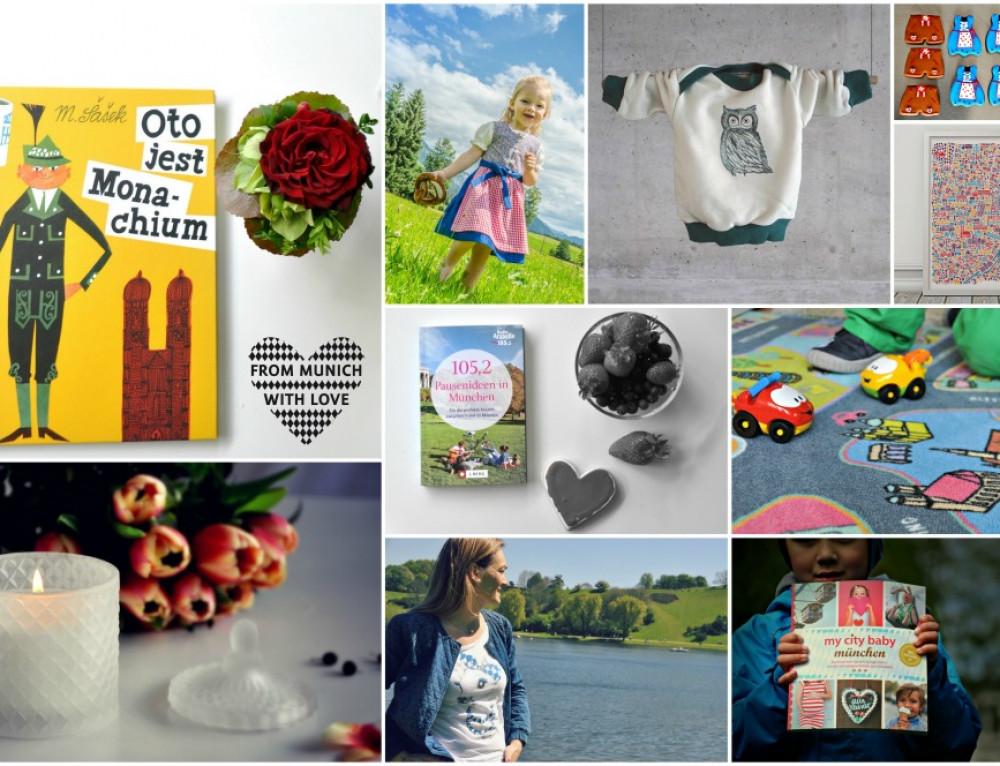 10 schöne Geschenke aus München