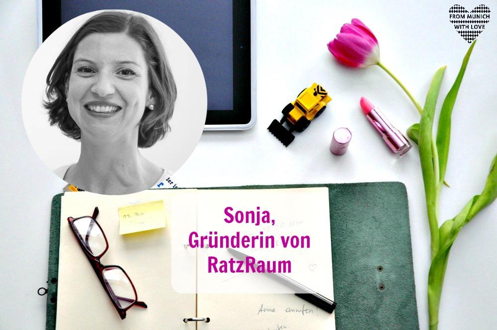 Sonja Ratz, Gründerin von RatzRaum