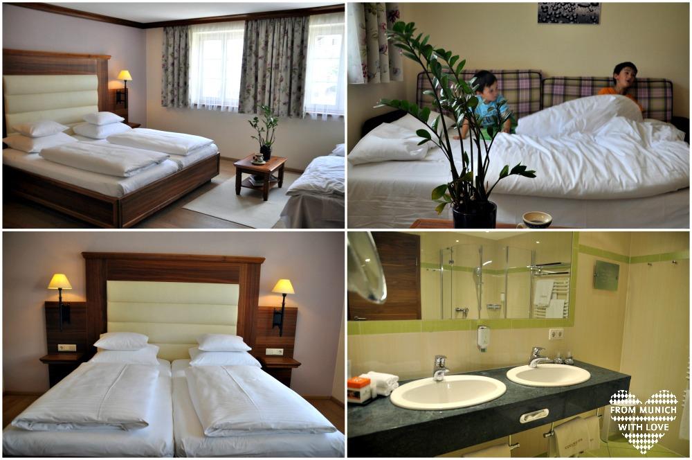 Feng Shui Suite Hotel Edelweiss Berchtesgaden