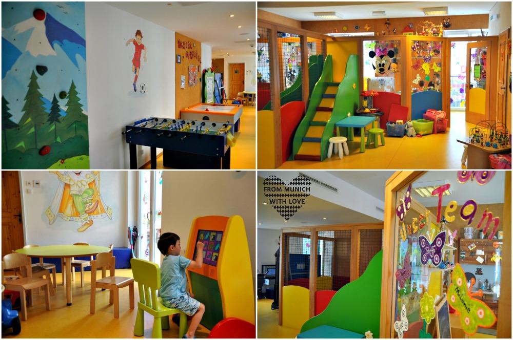 Kinderclub Hotel Edelweiss Berchtesgaden