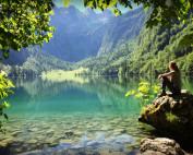 Obersee und Königssee Wanderung