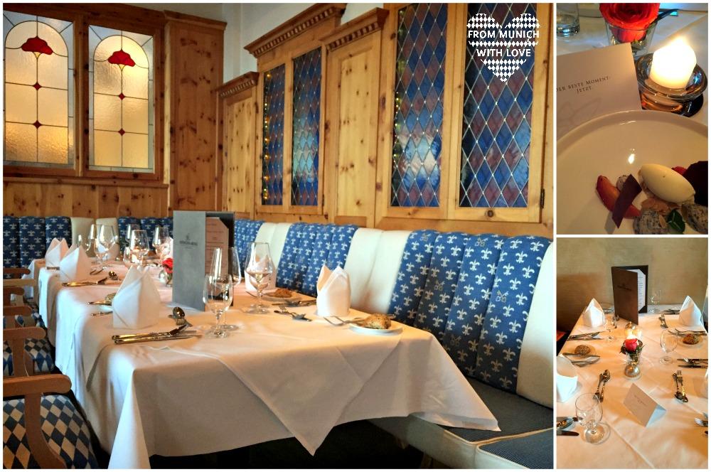 Restaurant Hotel Edelweiss Berchtesgaden